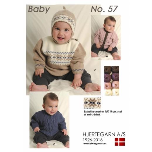 Babyhæfte 57-33