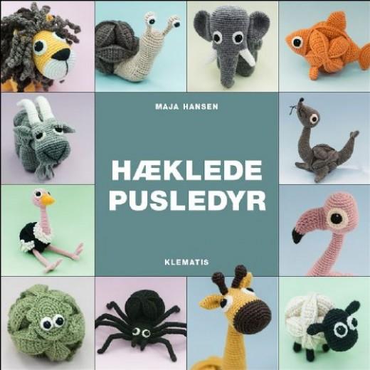 Hæklede Pusledyr Af Maja Hansen