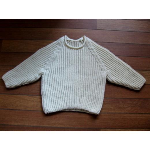 Tagrør, islandsk sweater
