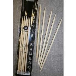 Bambusstrømpepinde, Hjertegarn