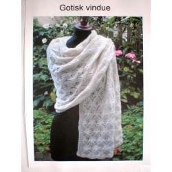 Sjal Med Gotisk Vindue 15